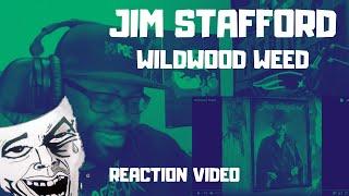 Jim Stafford- Wildwood Weed- REACTION VIDEO