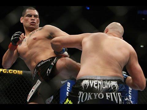 Cain Velasquez vs Ben Rothwell UFC 104 Full Fight