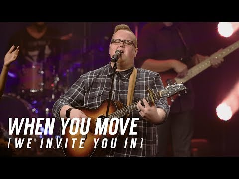 When You Move (We Invite You In) | Bethany Worship | Full Video