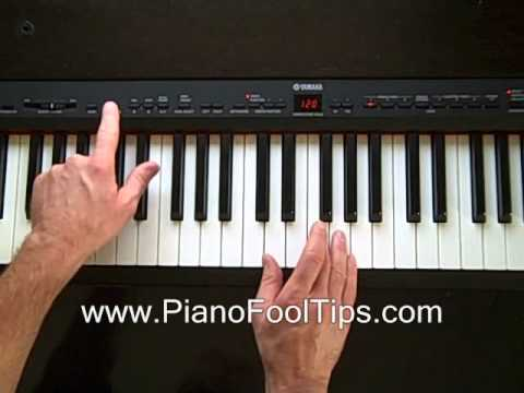 Free Piano Lessons Using The Transpose Button Must See