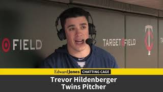 Chatting Cage: Hildenberger answers fans' questions