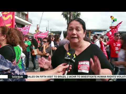 Honduras: police saying they refuse to take orders from corrupt politicians