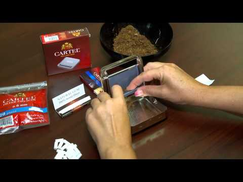 M TOBACCO Ltd. - Rolling box CARTEL