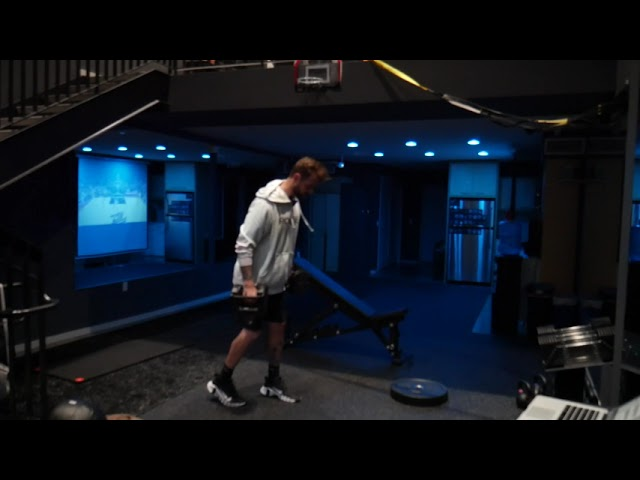 How to perform: B Stance RDL