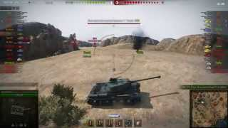 IS-2 gameplay - Ace Tanker - World of Tanks - 9.9 XVM mod pack