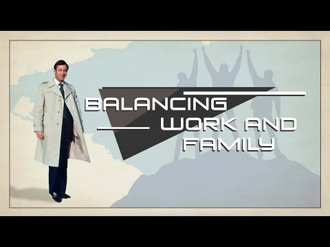 Balancing Work and Family #ThrowbackThursday