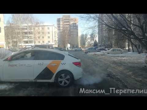 Газель БлижнеБой №45 Брянск работа по городу ч3 горе таксисты