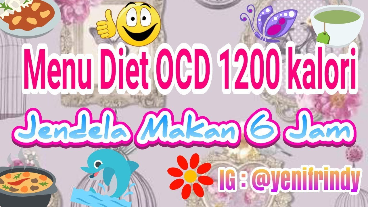 Dampak Buruk dari Metode Diet OCD