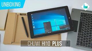 Chuwi Hi10 Plus - Unboxing en español