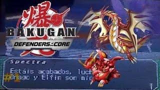 El rescate de Dan y Marucho/Bakugan Defenders Core #1