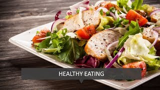 Healthy eating - lifestyle plan (video #07)