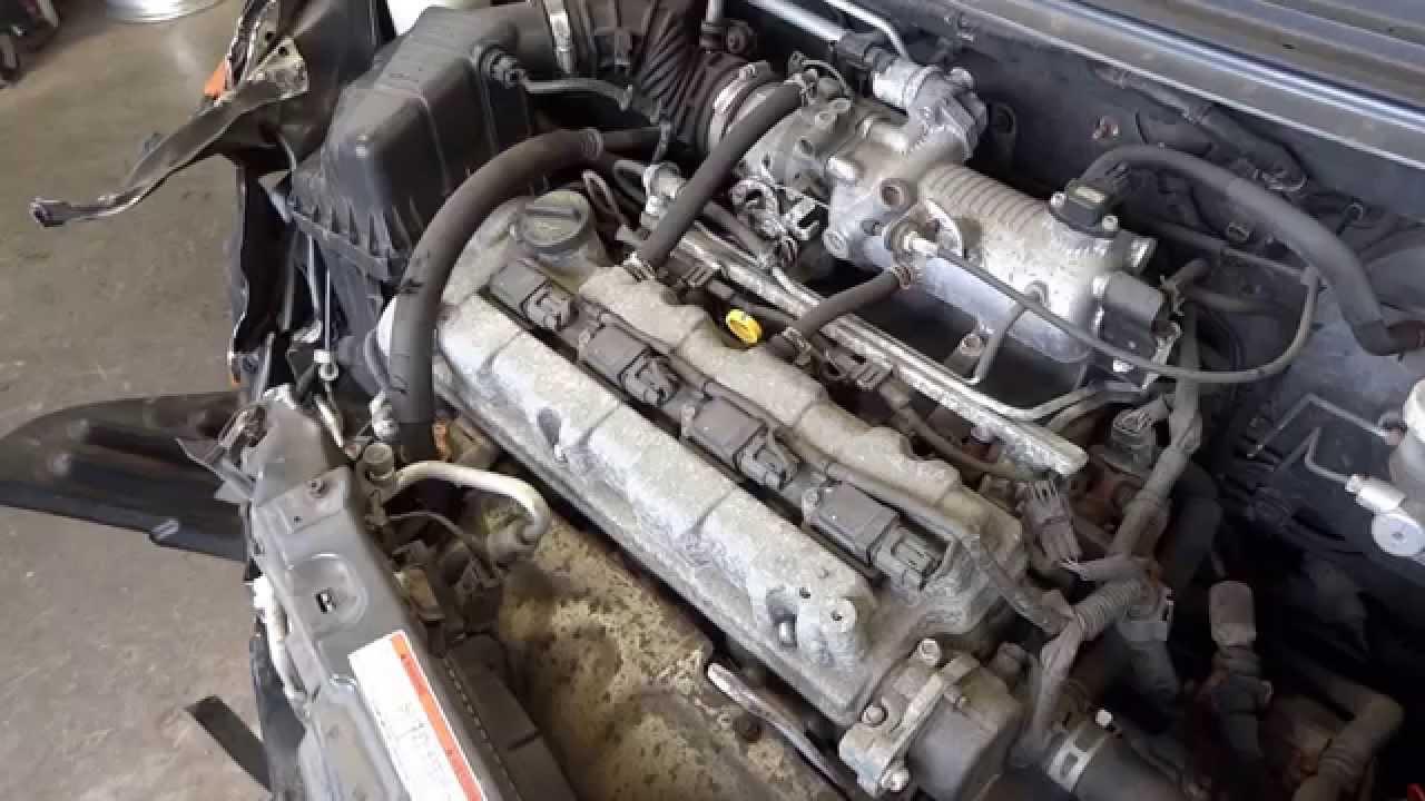 2002 Suzuki Aerio 20L engine with 39k miles  YouTube