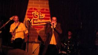 The Caldonians Blues Band @ Big Mama- Boogie
