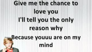 on my mind Cody Simpson Lyrics on description+screen