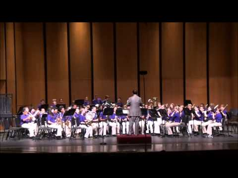 2013 Paul Breaux Middle School Cadet Band 05.16.2013
