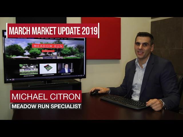 Meadow Run Market Update Newsletter - March 2019