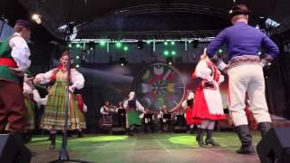 ZPiT Kurpie Zielone - Podlaska Oktawa Kultur 2013