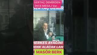 Sertaç Demir'den Meetme alemine mesaj screenshot 2