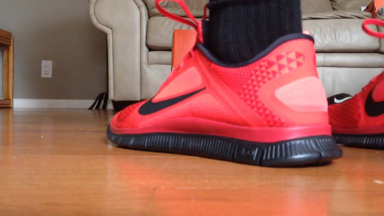 Nike Free 4.0 V3 PRM On Feet - YouTube