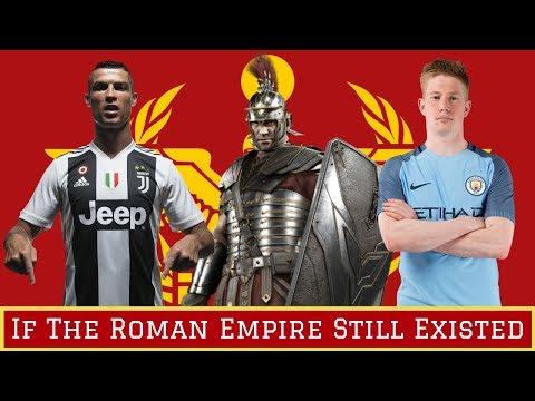 Reunified Roman Empire National Team Starting XI