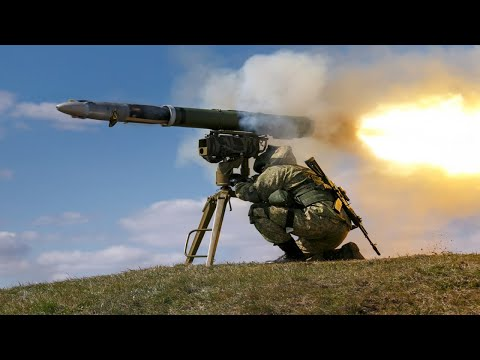 Best Anti Tank Missiles In The World