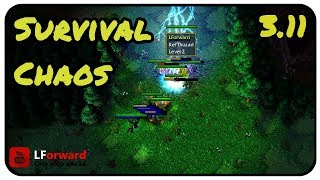 Survival Chaos   I Just Wanted A Quick Game Before Going To Bed