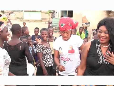 VOTE WOMEN FOR GHANA'S PARLIAMENT  - a graywestonghana productions