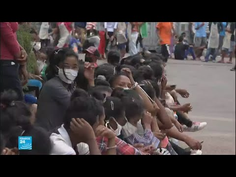 أكثر من 70 حالة إصابة بمرض الطاعون في مدغشقر  - 19:22-2017 / 10 / 17