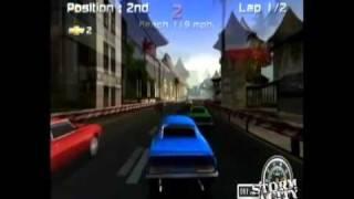 Chevrolet Camaro Wild Ride Wii