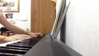 รักไม่มีเงื่อนไข - piano cover (ninamp)