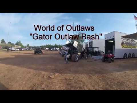 """World of Outlaws """"Gator Outlaw Bash"""""""