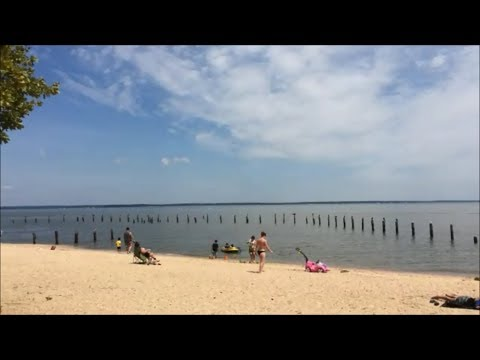 Colonial Beach Virginia August 13 2017