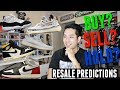 Resale Predictions for Yeezy Sesame, Jordan 11 Concord, and More! | BUY, SELL, HOLD