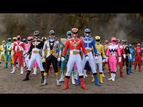Power Rangers First Morph - Power Rangers Samurai | The Team Unites Episode clip