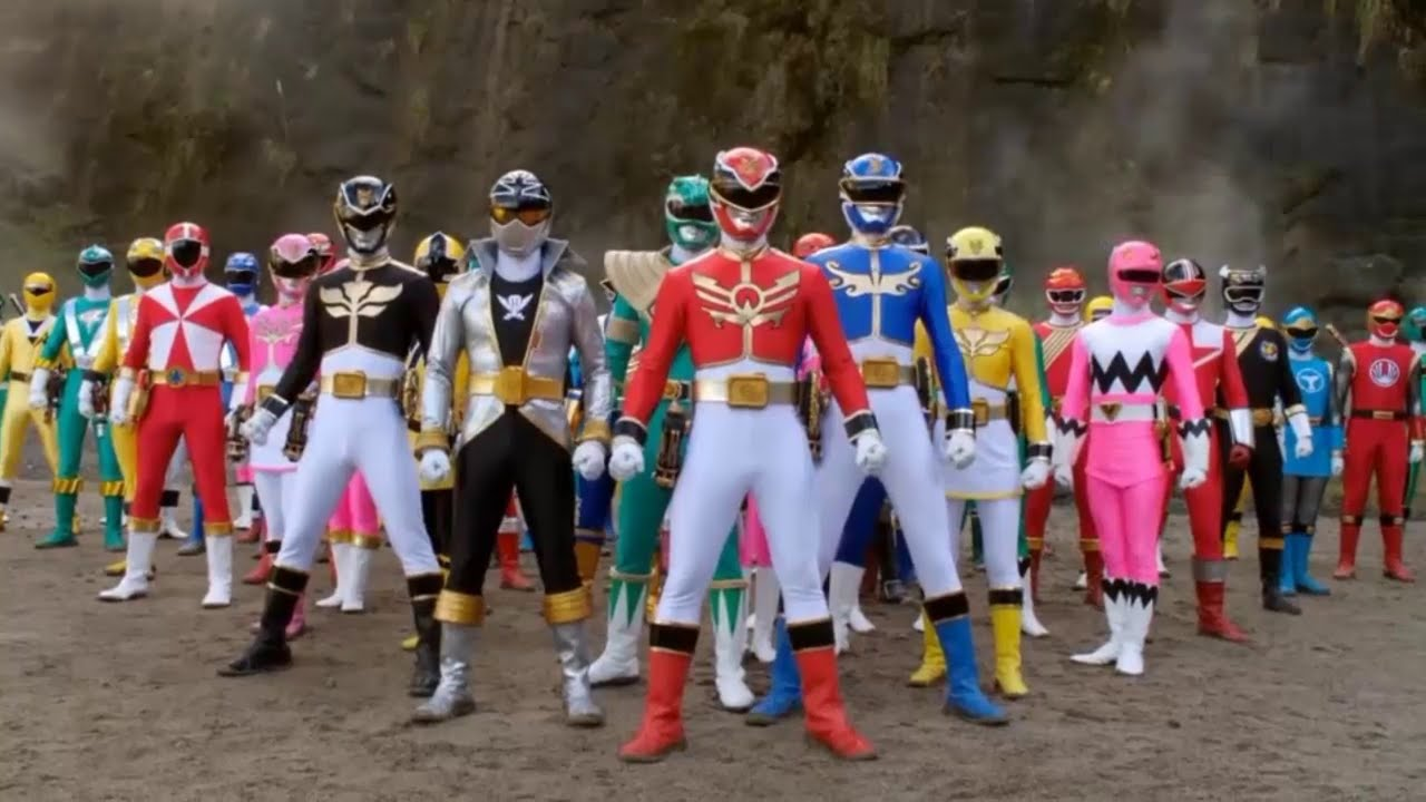 Power Rangers Super Megaforce | Batalla Legendaria ...
