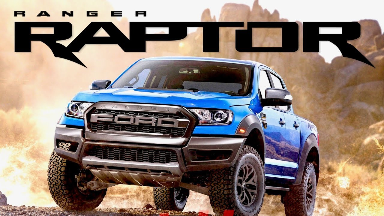 2018 Raptor Interior >> 2019 Ranger Raptor: OUT IN PUBLIC (New Video & What We Know) - YouTube