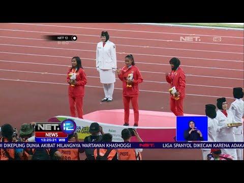 Pemerintah Siapkan Bonus Untuk Atlet Berprestasi Asian Para Games 2018   NET12 Mp3