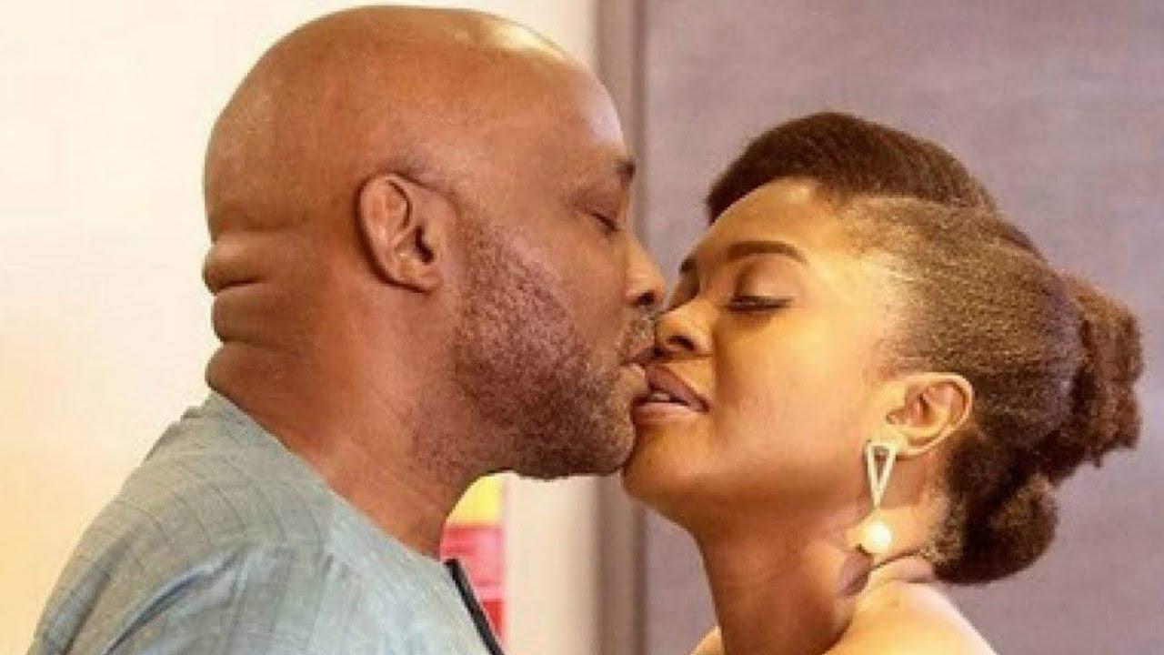 Download Omoni Oboli defends kissing RMD in Love is War