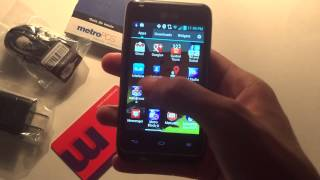 Unboxing: LG Motion 4G (MetroPCS)