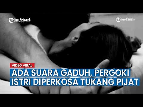 Ada Suara Gaduh di Kamar, Suami Ini Pergoki Istrinya Diperkosa Tukang Pijat Langganan