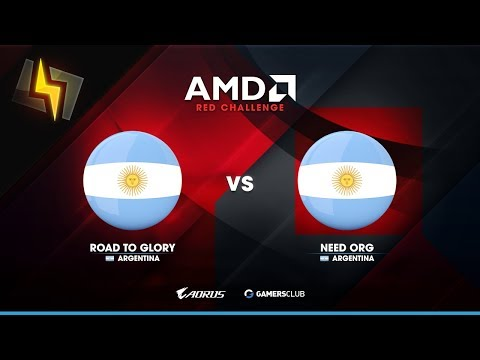 [ES] Road To Glory vs Need Org | AMD Red Challenge #1 | Abril | Play-Offs | BO1 | Overpass