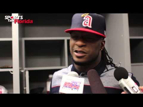 Dashon Goldson Compares The Bucs To The Miami Heat