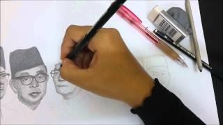 drawing Malaysia