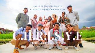 Download C.H.R.I.S.Y.E - Diskoria, Laleilmanino, Eva Celia   Dance Performance by SAFIN PROJECT