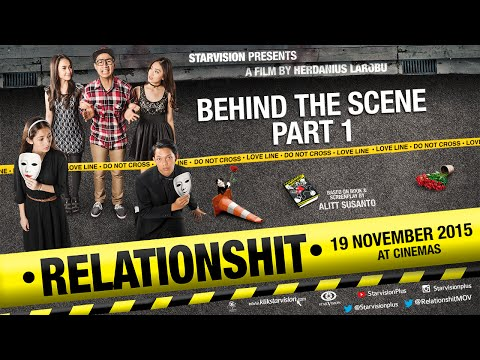RELATIONSHIT Behind The Scene Part 1