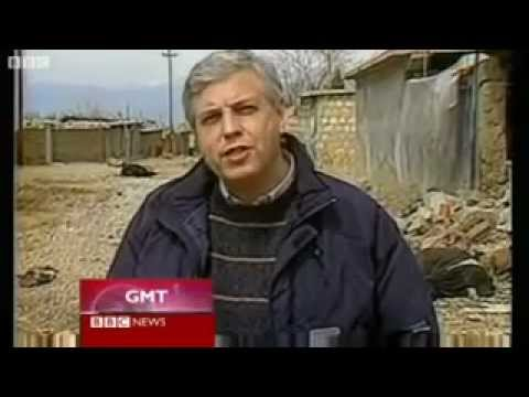 John Simpson returns to Halabja 25 years after attack