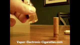 how to refill your e cigarette cartomizer cartridge cig2o v2 cigs and more