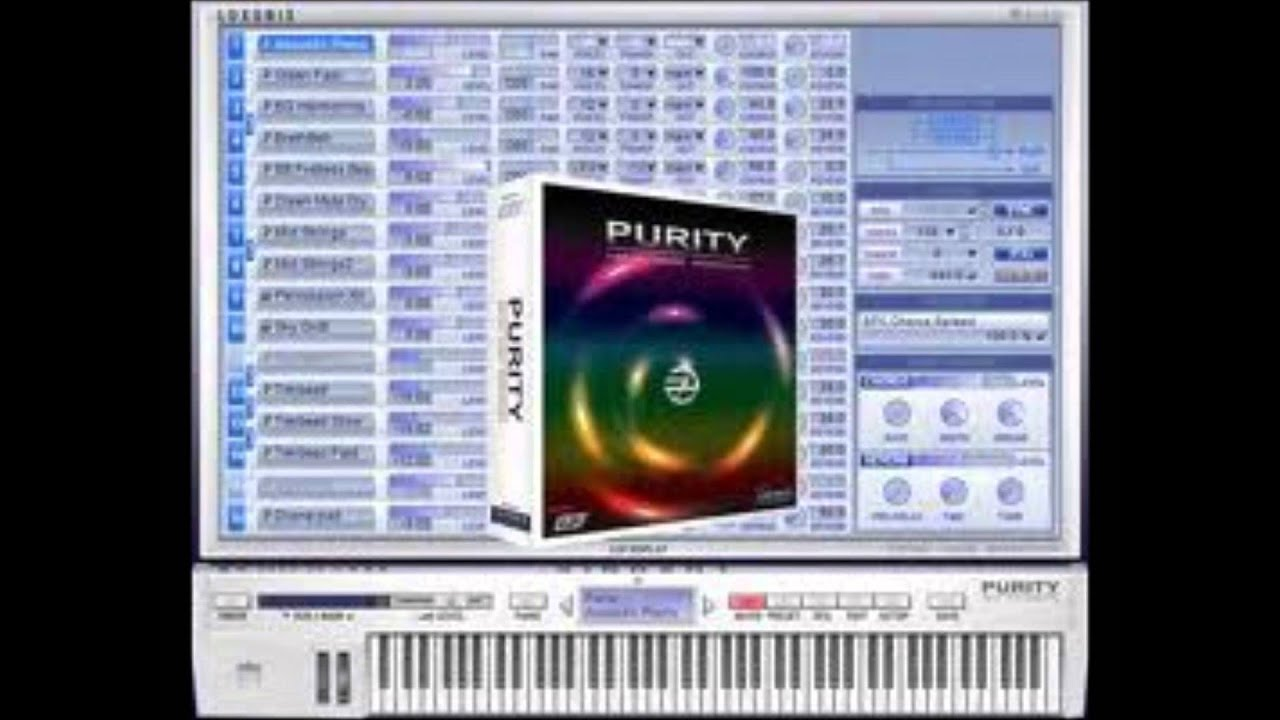 luxonix purity fl studio gratuit