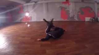 Improvisation Dance Experiment   импровизация