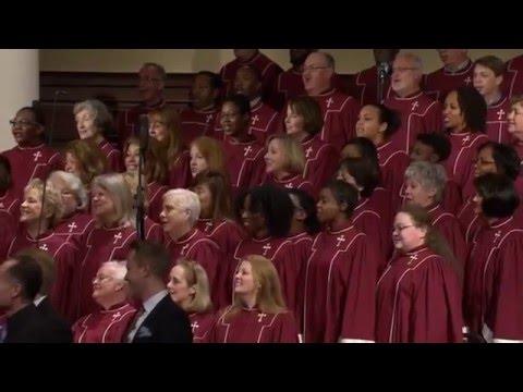 Gospel Music Hymn Sing At First Baptist Atlanta